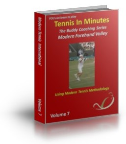 The Forehand Volley eBook