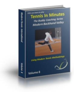 The Backhand Volley eBook