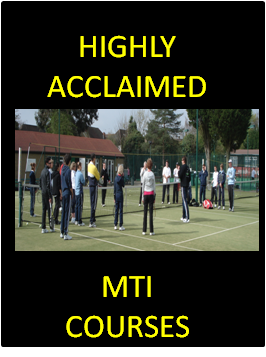 Highly Acclaimed MTI Courses