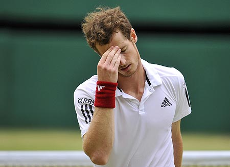 andy murray body. When Andy Murray (pictured